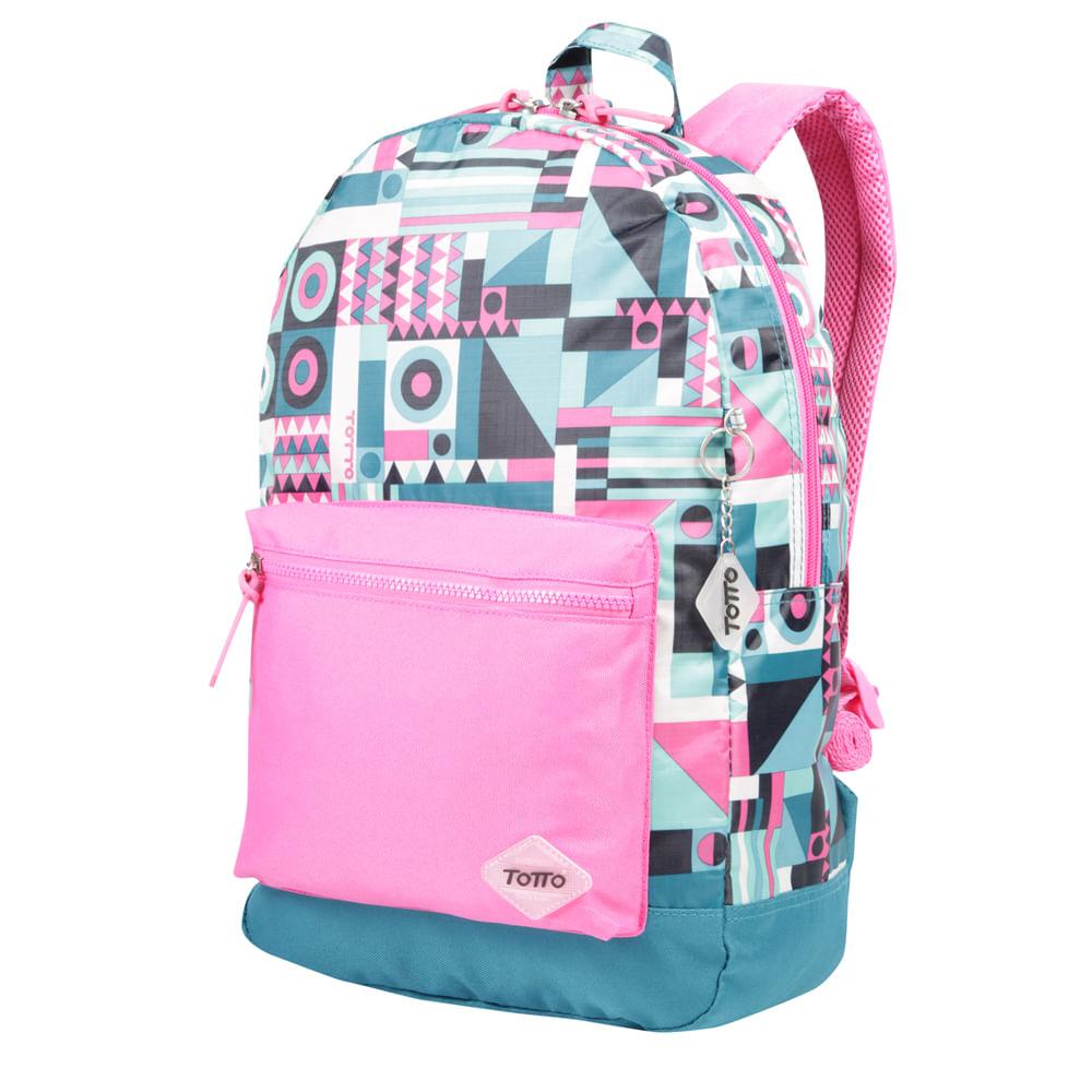 Mochila vetus maletines mochilas totto m xico totto for Trabajo en comedores escolares bogota