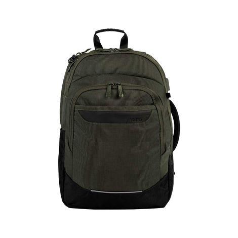 Morral-con-Porta-Pc-con-RFID-Blocker-Commuter-negro-negro-black-verde-black-olive