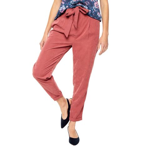 Pantalon-para-Mujer-con-cinturon-Siuty-terreo-dusty-cedar