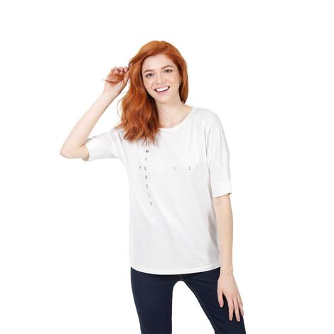 Camiseta-Para-Mujer-Color-Blanco-Estampada-Hinatic